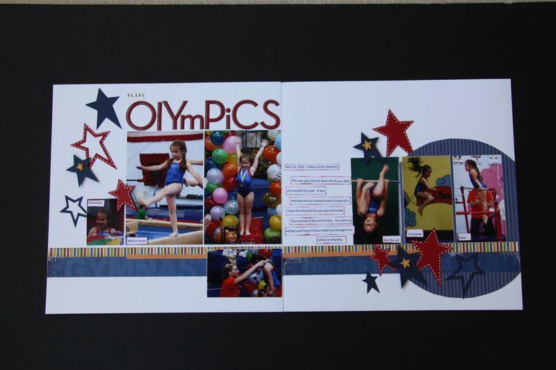 Flips Olympics